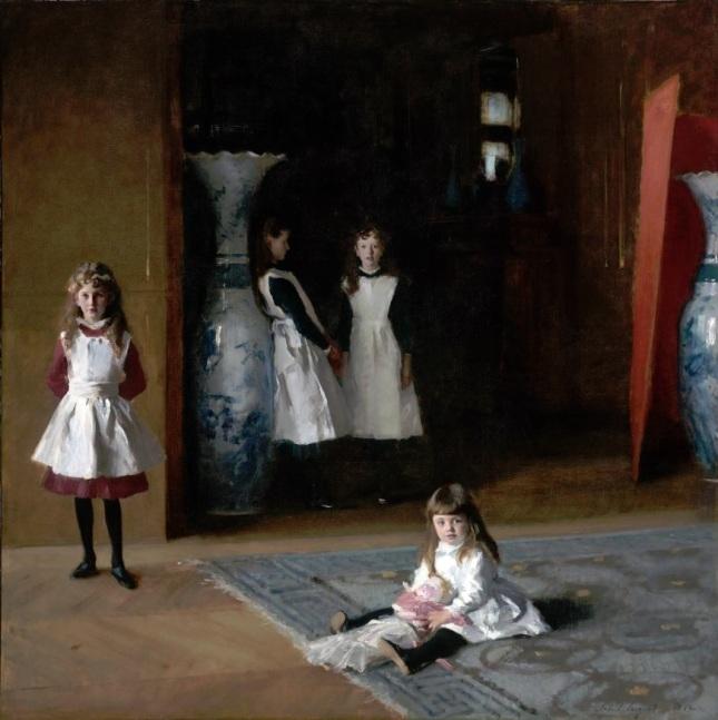 Las hijas de Edward Darley Boit