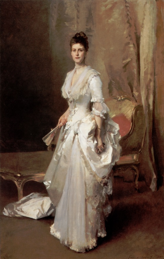 Retrato de Mrs Henry White