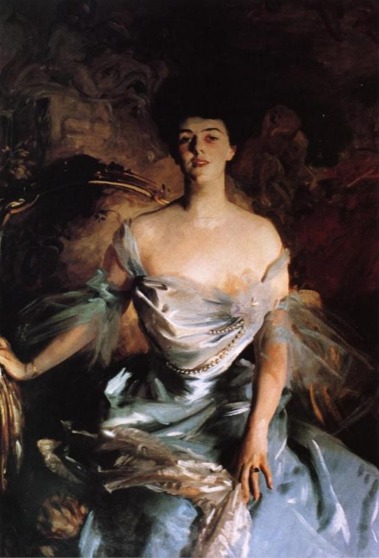 Retrato de Mrs Joseph E. Widener
