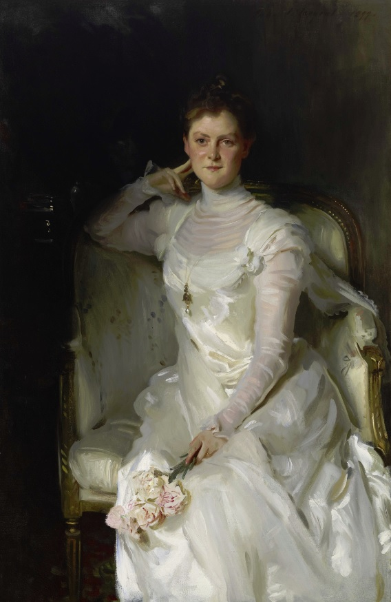 Retrato de Mrs Joshua Montgomery Sears