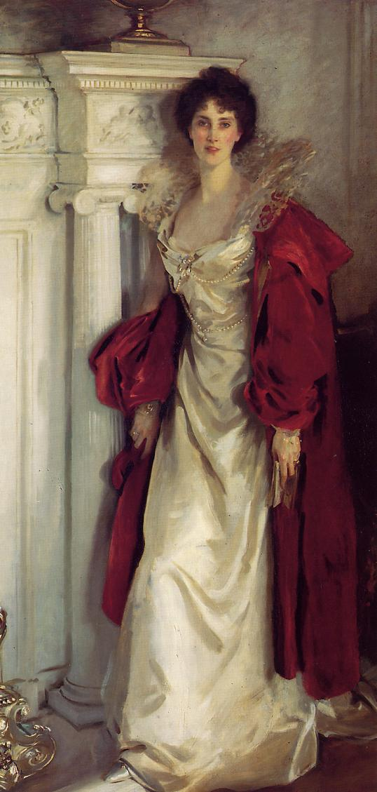 Retrato de Winifred, Duquesa de Portland