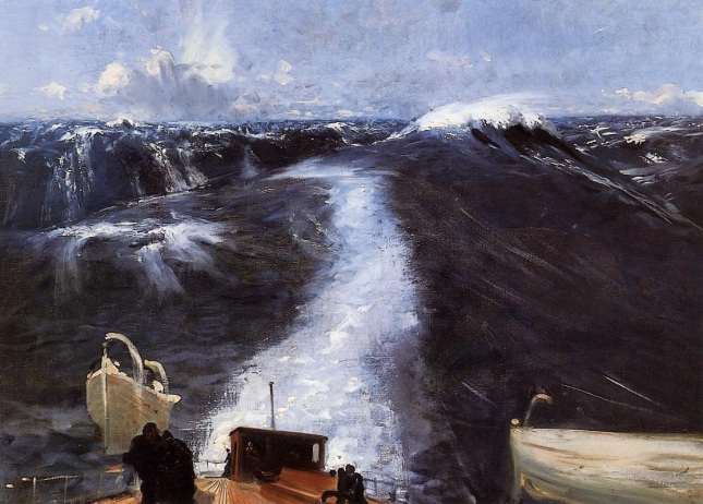 Tormenta atlántica