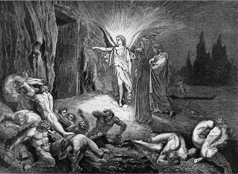 reaction to dantes inferno essay A summary of cantos x-xi in dante alighieri's inferno learn exactly what happened in this chapter, scene, or section of inferno and what it means perfect for acing essays, tests, and quizzes, as well as for writing lesson plans.