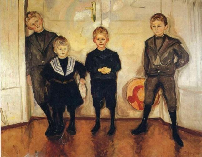 Los cuatro hijos del Doctor Linde
