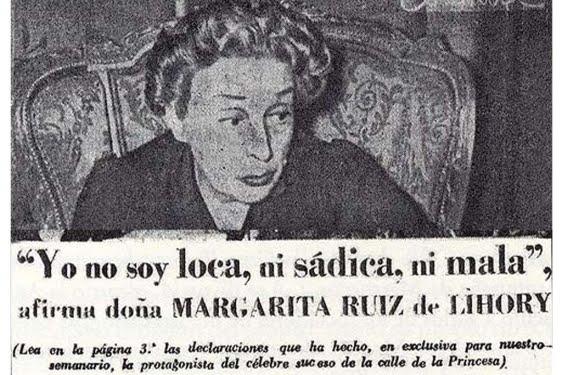 Margarita Ruiz de Lihory Periódico