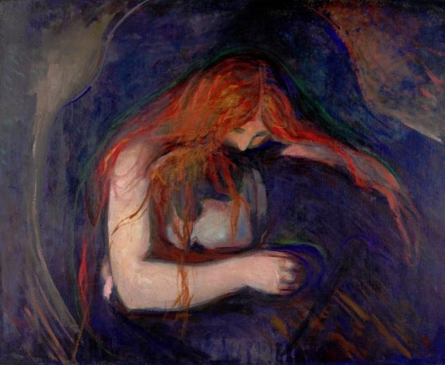 Amor y dolor, Vampiro