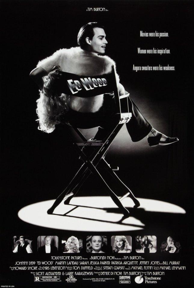 Ed Wood (Tim Burton - 1994)