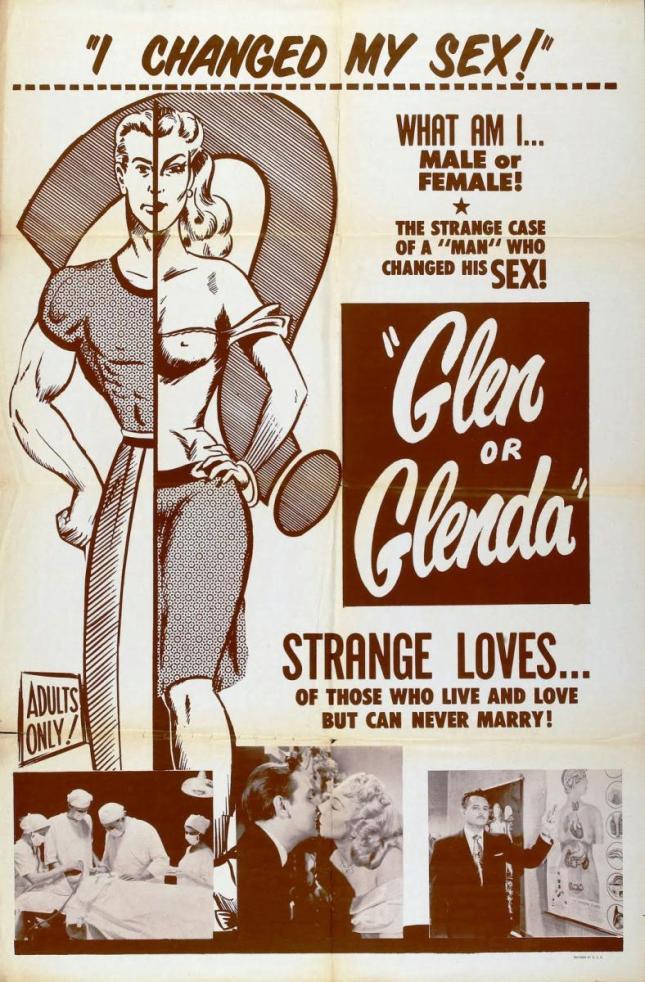 Glen o Glenda (1953)