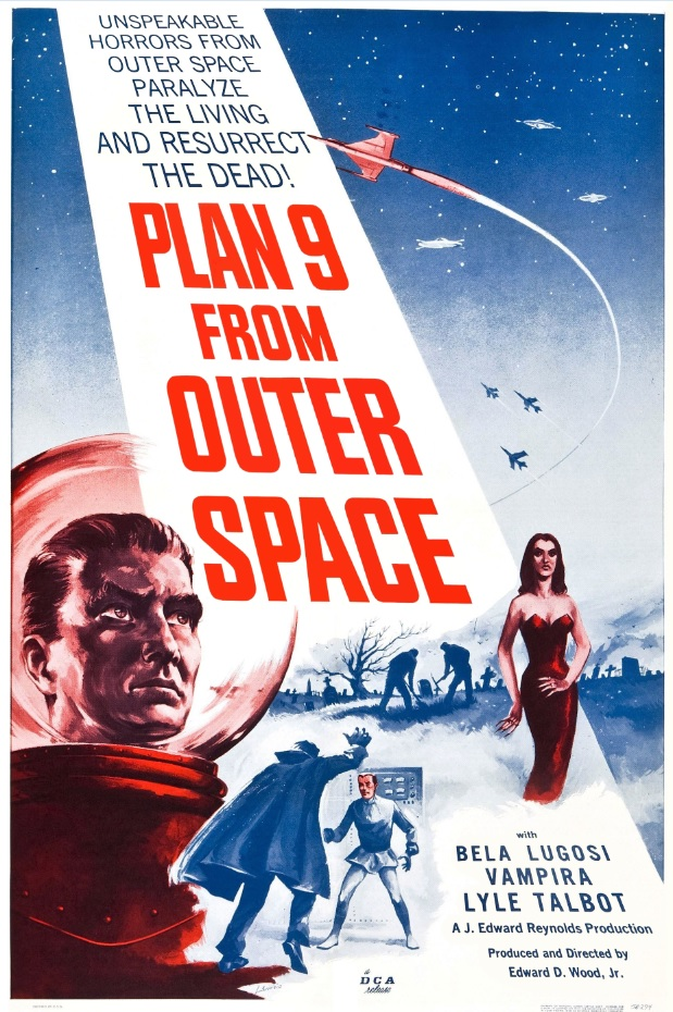 Plan 9 from Outer Space (1956)