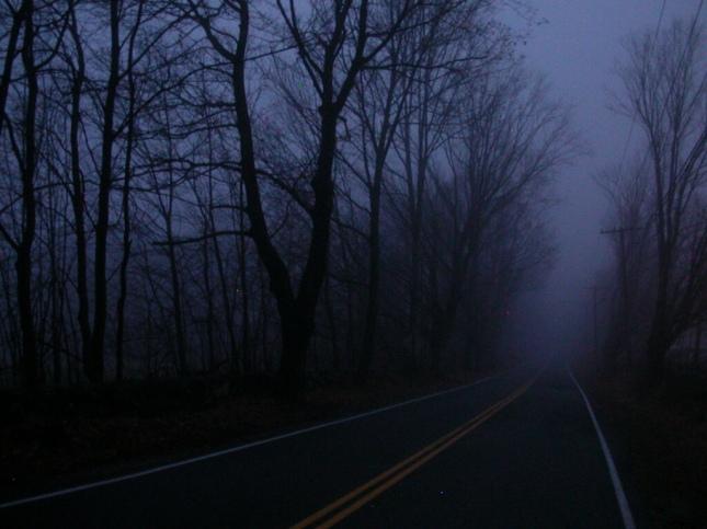 Carretera fantasma