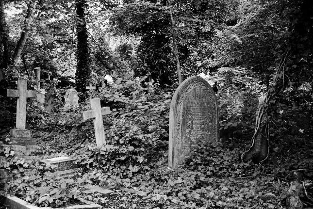 Cementerio gótico (Highgate)