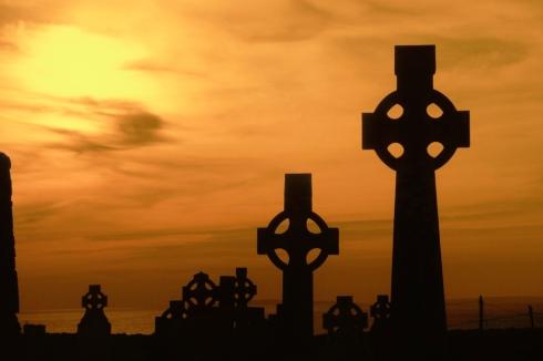 Cruces celta en Irlanda