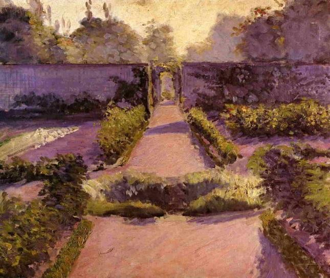 Jardín en Yerres