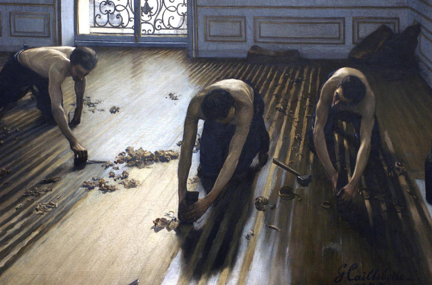Gustave Caillebotte | The Exuberance of Hades