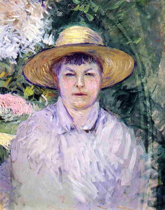 Retrato de Madame Renoir