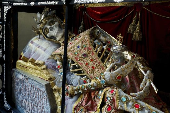 Santa Munditia en Múnich (Alemania)