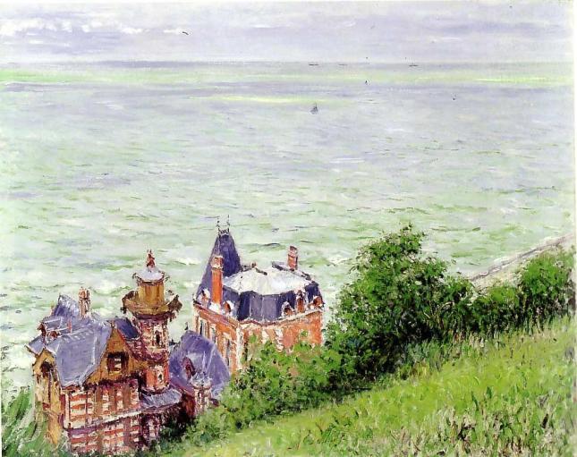 Villas en Trouville