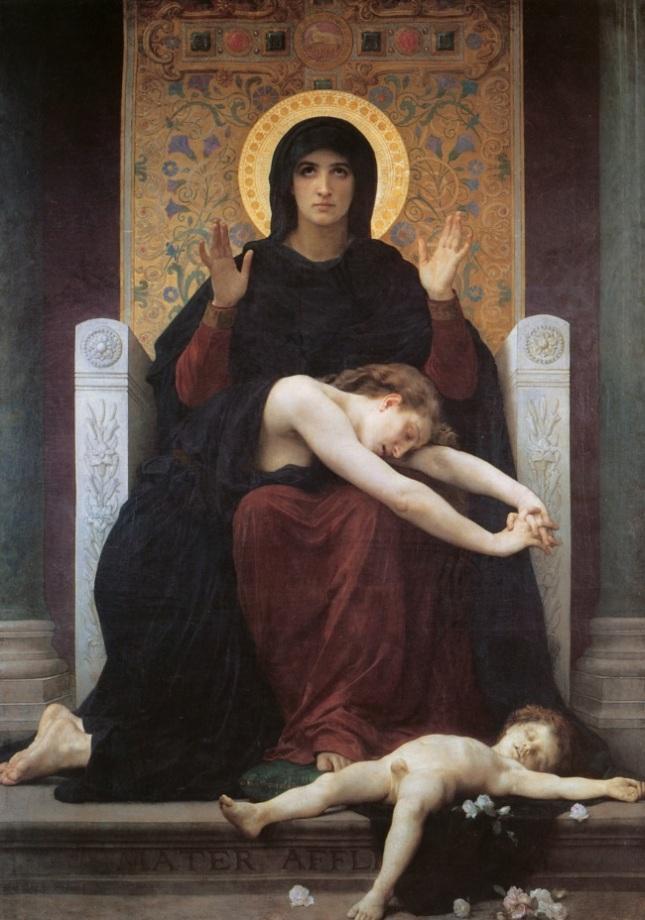 Virgen consoladora