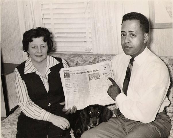 Betty y Barney Hill
