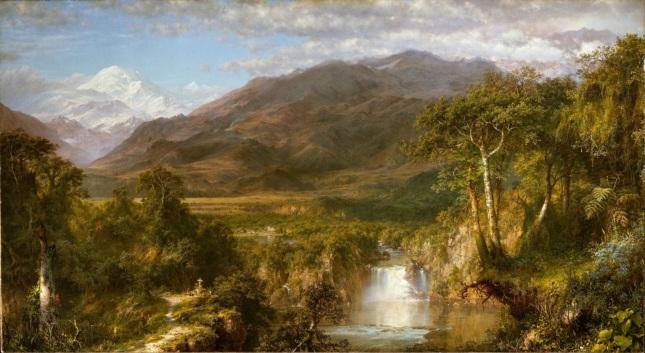 El corazón de los Andes