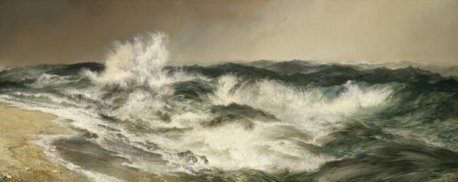 El mar más rotundo