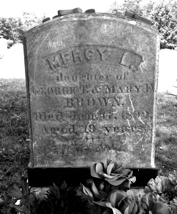 Mercy Lena Brown