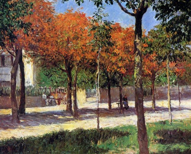 Plaza en Argenteuil