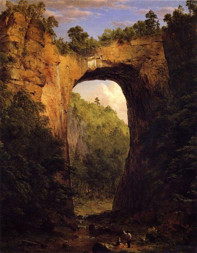Puente natural, Virginia