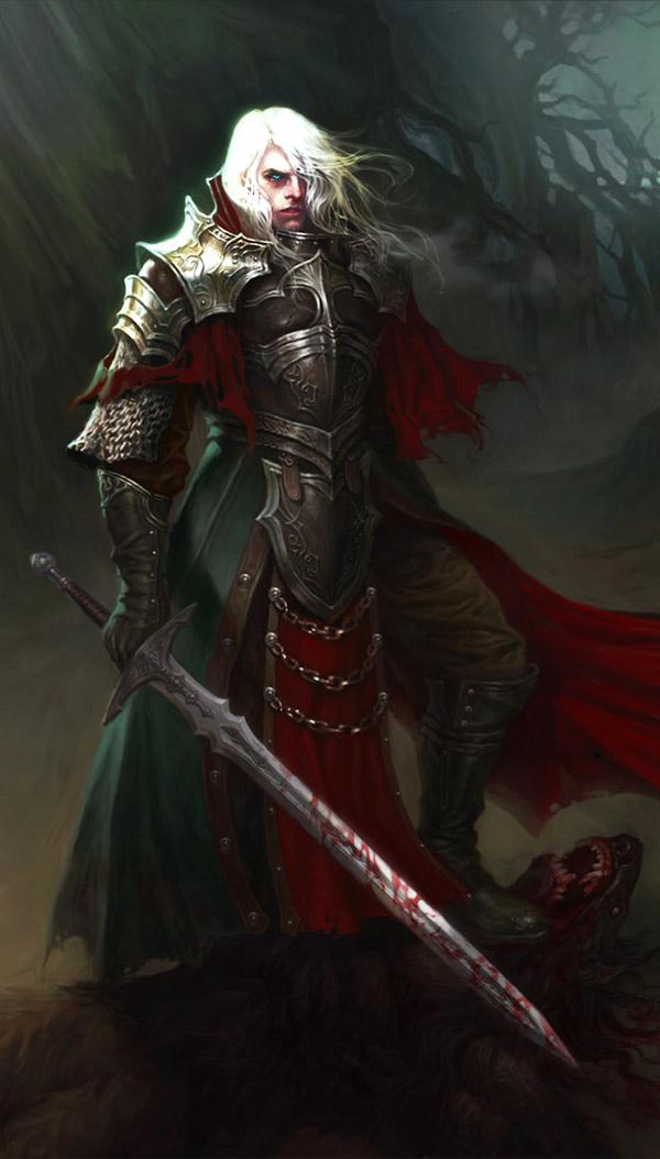 Vampiro Warhammer