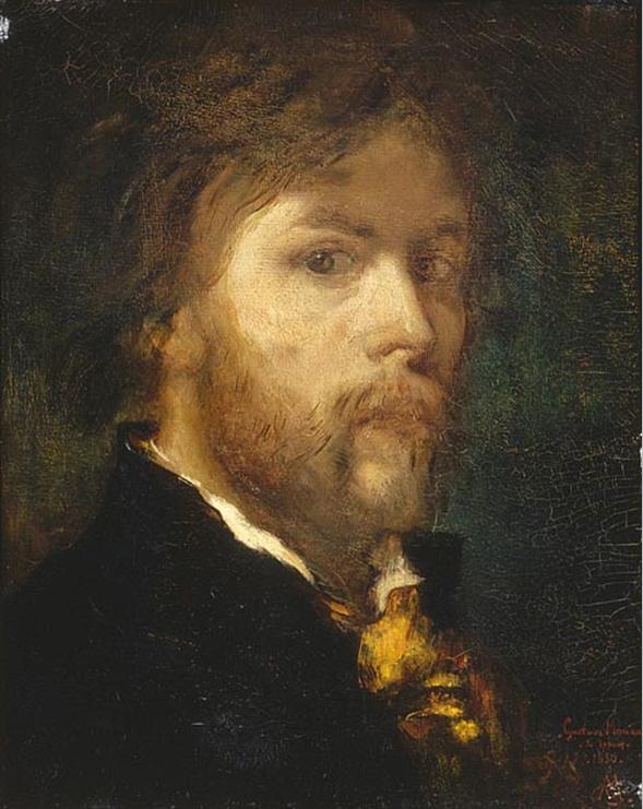 Autorretrato (1850)