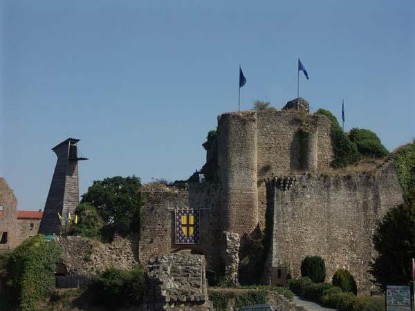 Castillo de Tiffauges