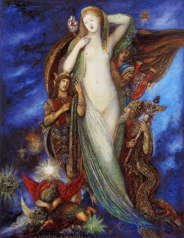 Helena glorificada