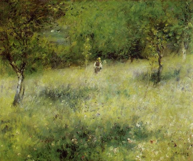 Primavera en Chatou