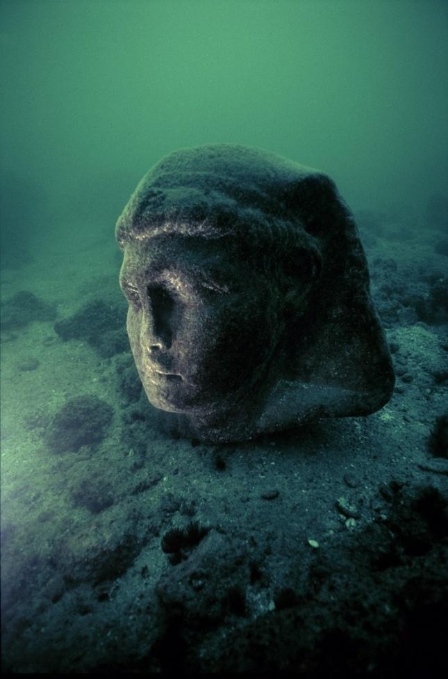 Egipto sumergido (Cleopatra)