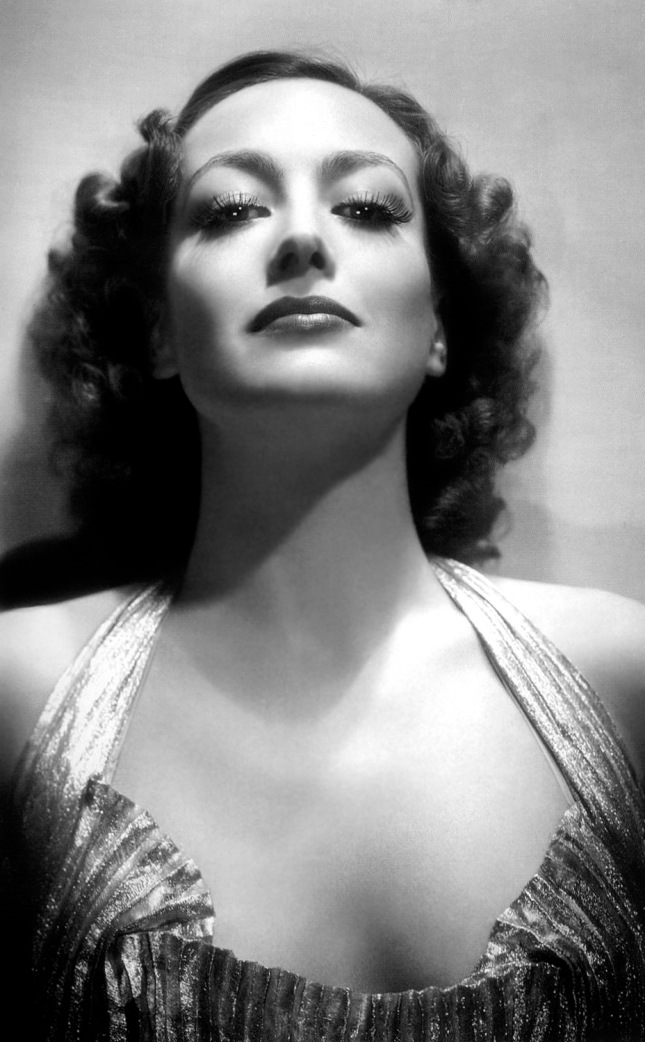 Joan Crawford - by George Hurrell 1935