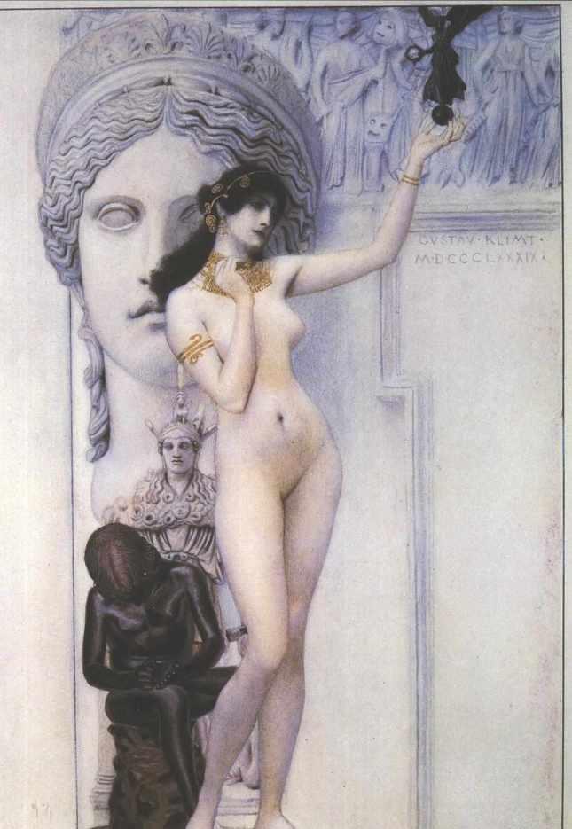 Alegoría de la escultura