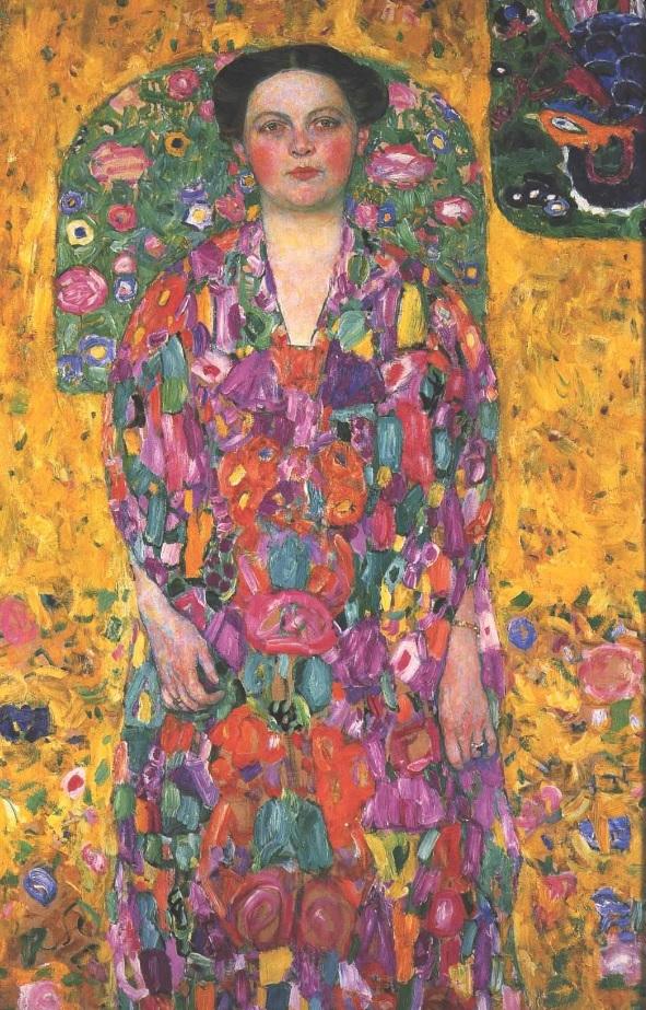 Retrato de Eugenia Primavesi