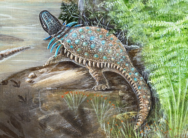 Propanoplosaurus