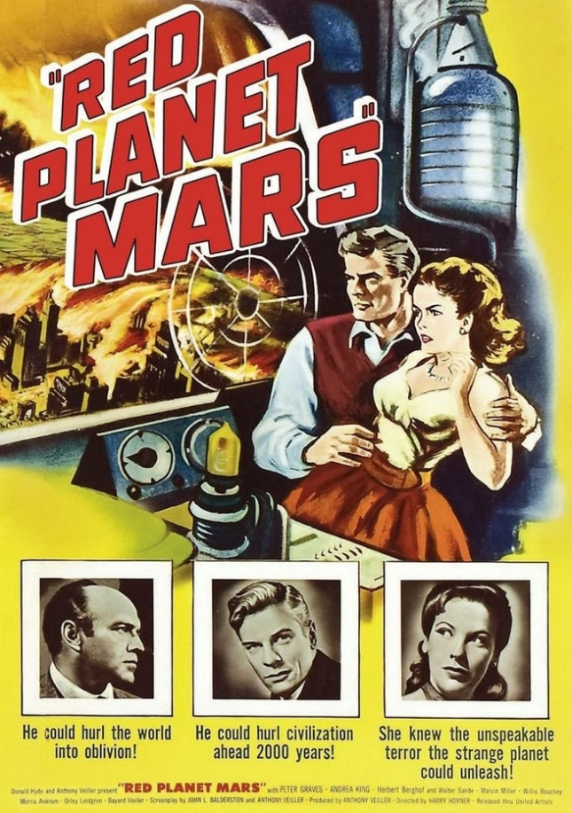 1954 mars red planet - photo #27
