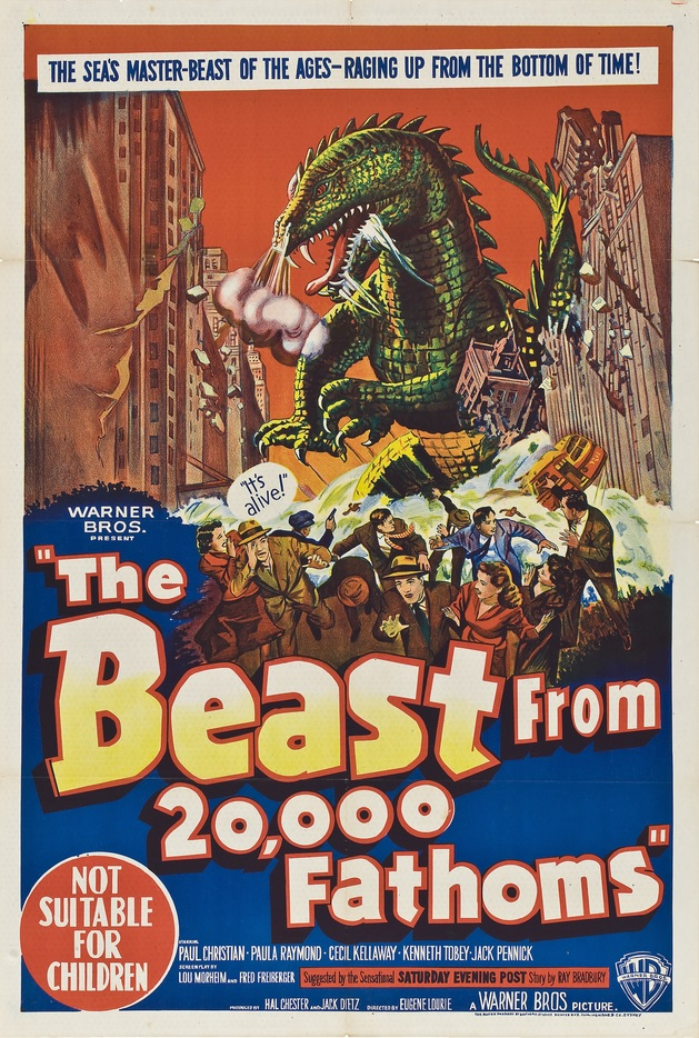 The Beast From 20.000 Fathoms