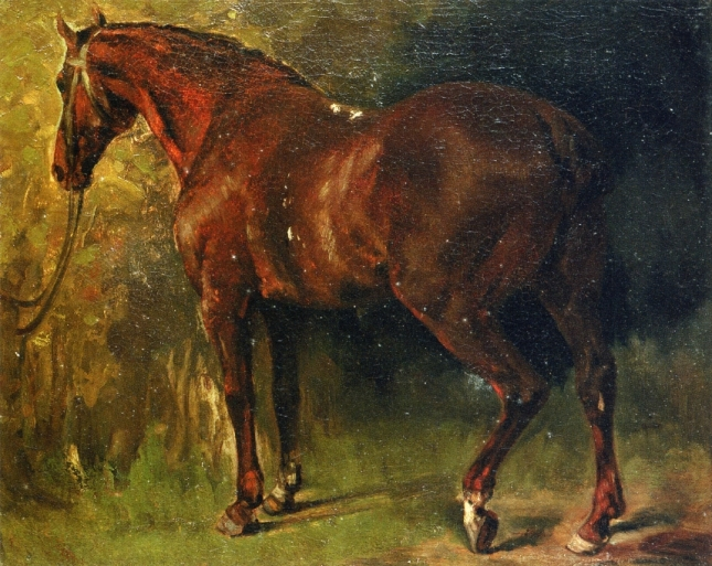 El caballo inglés de M. Duval