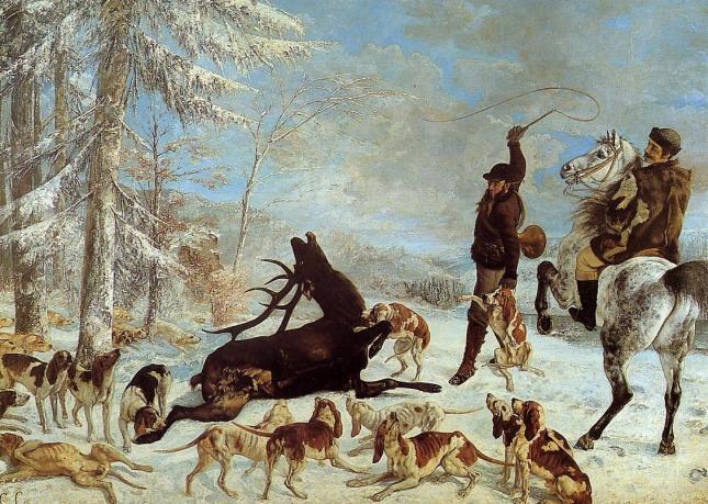 La muerte del ciervo