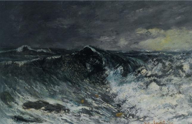 La ola (1866)