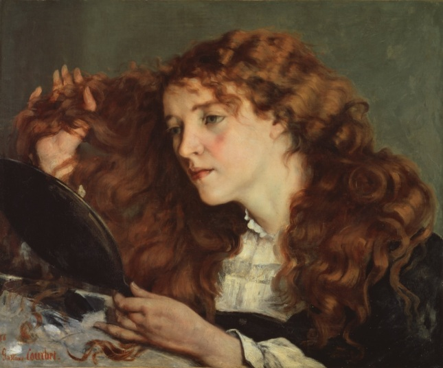 Retrato de Jo, la bella irlandesa