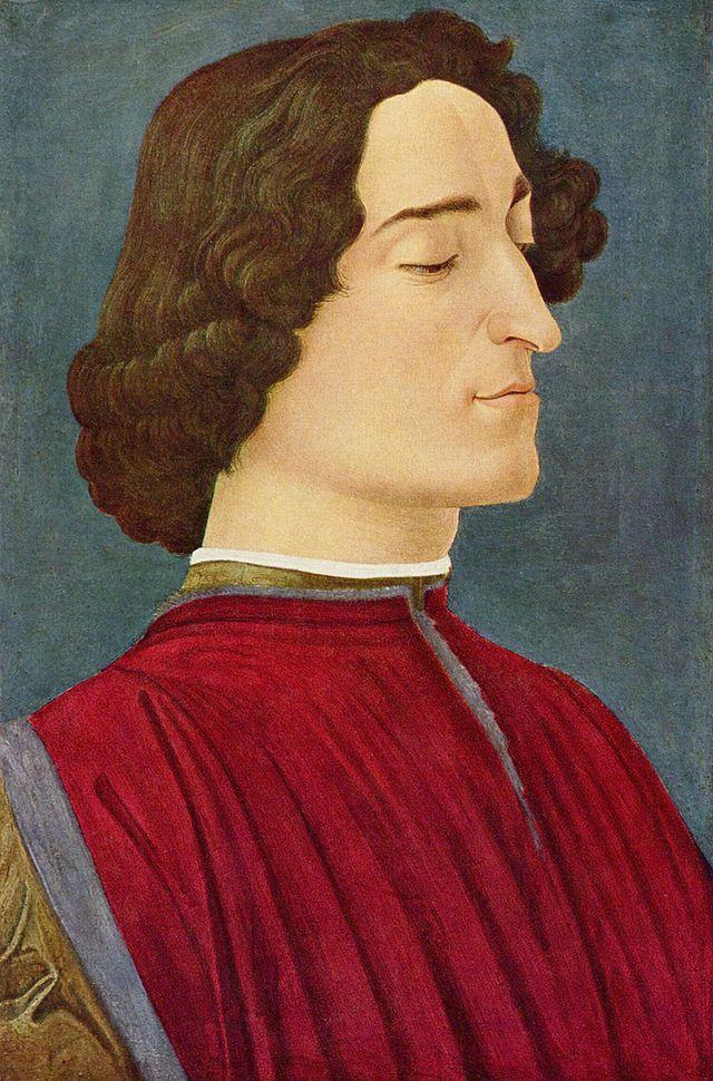 Retrato de Juliano de Médici