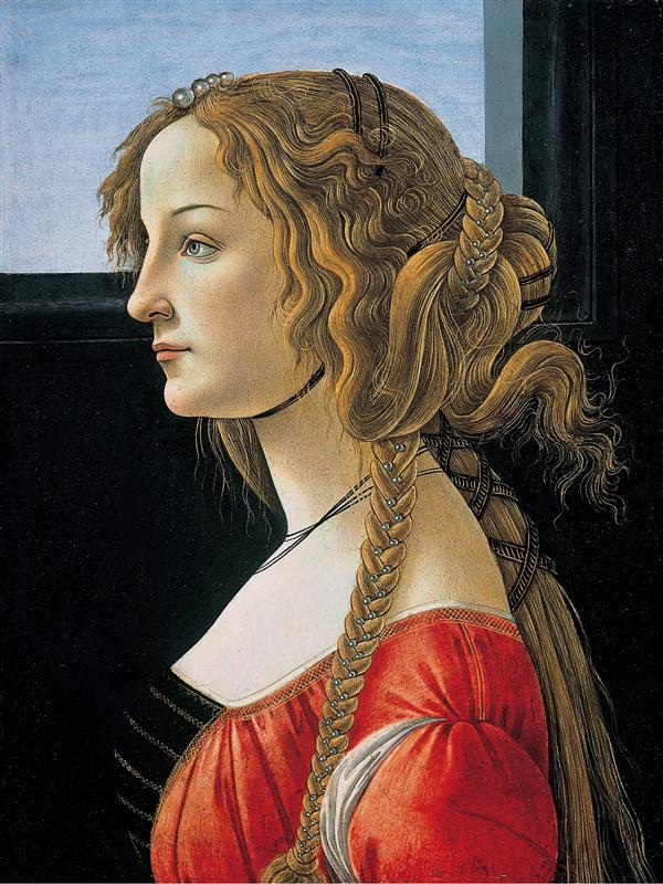 Retrato de Simonetta Vespuci