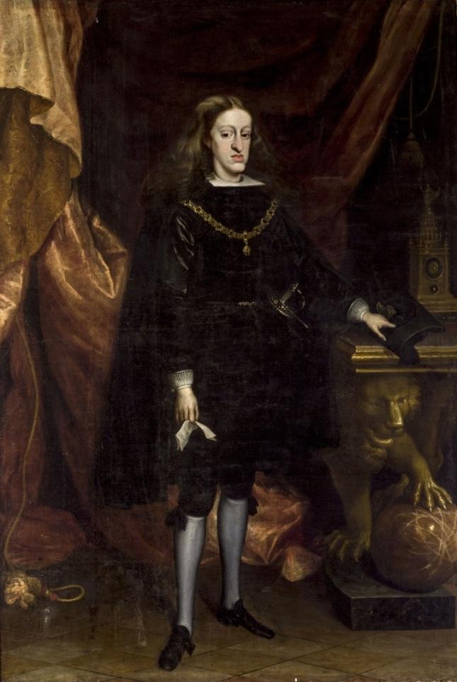 Juan Carreño de Miranda - Carlos II