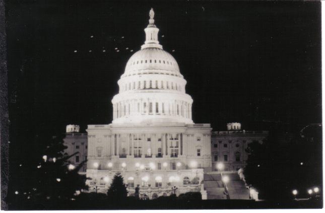OVNIS 19 Julio 1952 Capitolio Washington