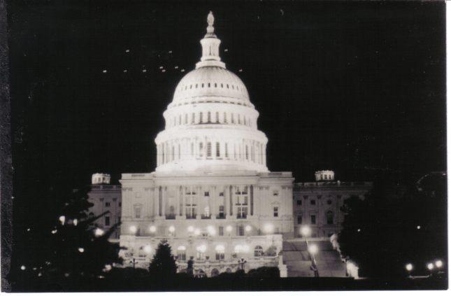OVNIS 19 Julio 1952 Capitolio Washington