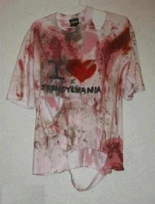 Camiseta Dead